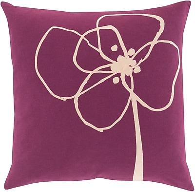 Surya LJB003-2222D Blomster 100% Cotton, 22