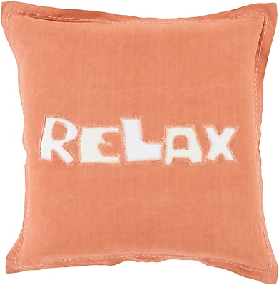 Surya RX003-2020D Relax 100% Polyester, 20