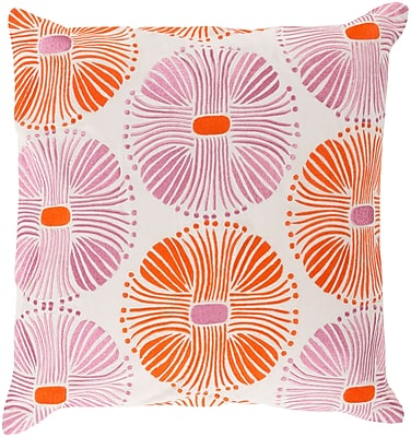 Surya KSM004-2222D Multi Burst 100% Cotton, 22