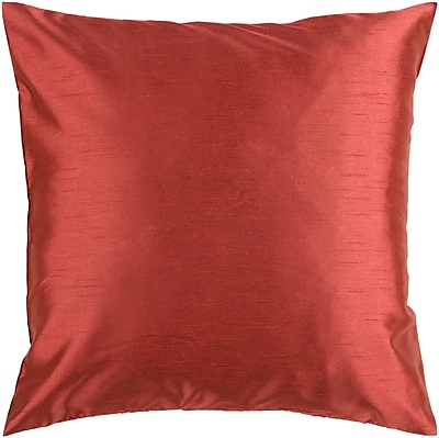 Surya HH045-2222P Solid Luxe 100% Polyester, 22