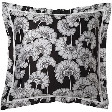 Surya FBF001-1818D Decorative Pillows 100% Cotton, 18