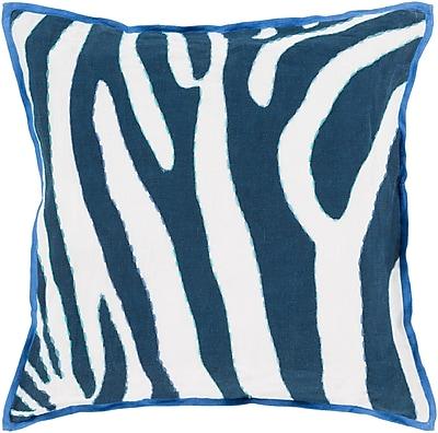 Surya LD043-2020P Zebra 100% Linen, 20