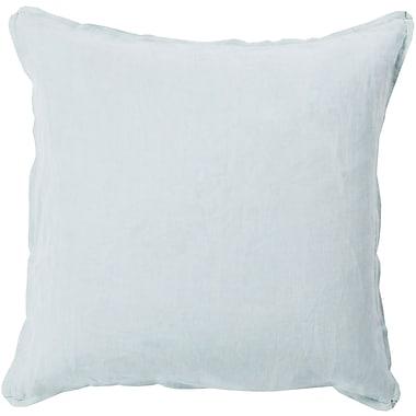 Surya SL001-1818D Decorative Pillows 100% Linen 22