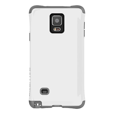 Ballistic Note 4 Urbanite Case, White/Gray