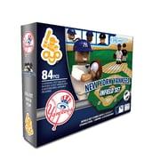 MLB – Ensemble de champ intérieur d'OYO Sportstoys, Yankees de New York