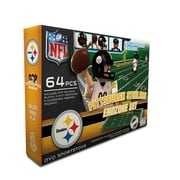 NFL – Ensemble Endzone de OYO Sportstoys, Pittsburgh Steelers