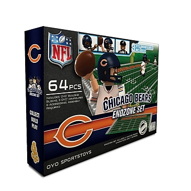NFL – Ensemble Endzone OYO Sportstoys, Bears de Chicago