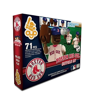 MLB OYO Sportstoys Outfield Set, Boston Red Sox