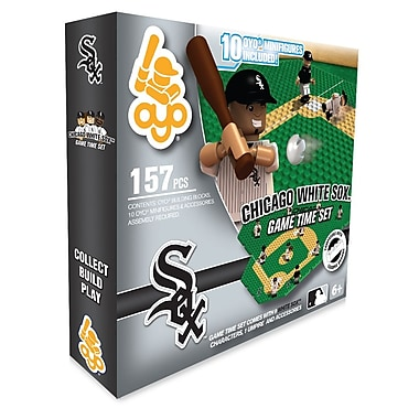 MLB OYO Sportstoys Game Time Set, Chicago White Sox