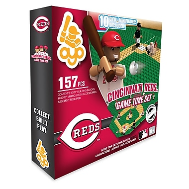 MLB OYO Sportstoys Game Time Set, Cincinnati Reds