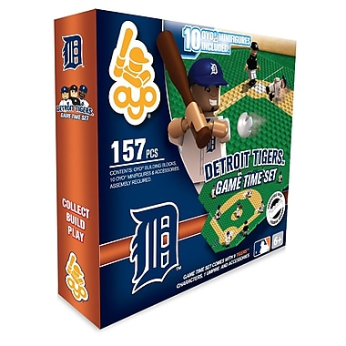 MLB – Ensemble Game Time de OYO Sportstoys, Detroit Tigers