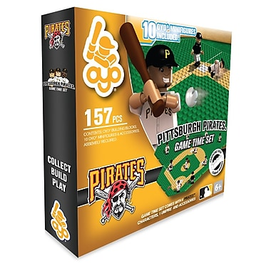 MLB OYO Sportstoys – Ensemble de temps de jeu, Pirates de Pittsburgh