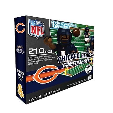 NFL OYO Sportstoys Gametime Set, Chicago Bears
