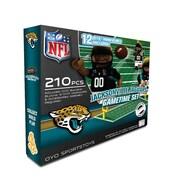 OYO Sports – Ensemble de terrain de football de la NFL, Jacksonville Jaguars