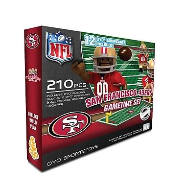 NFL – Ensemble Game Time OYO Sportstoys, San Francisco 49ers