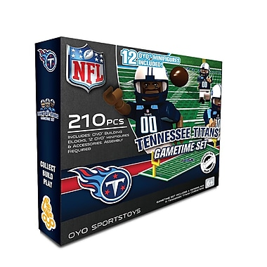 NFL OYO Sportstoys Gametime Set, Tennessee Titans