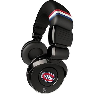NHL iHip Pro DJ Headphones, Montreal Canadiens