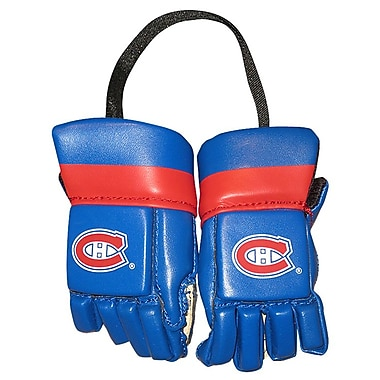 NHL Kloz Inc. Mini Gloves, Montreal Canadiens
