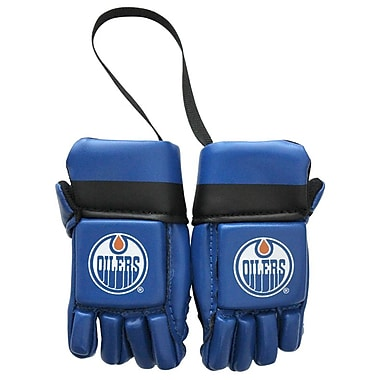 NHL Kloz Inc. Mini Gloves, Edmonton Oilers