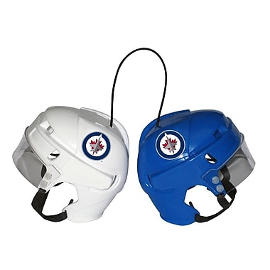 NHL Kloz Inc. Mini Helmets, Winnipeg Jets