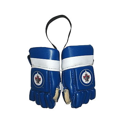 NHL Kloz Inc. Mini Gloves, Winnipeg Jets