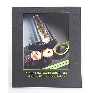 Easy Sushi Around the World Recipe Book