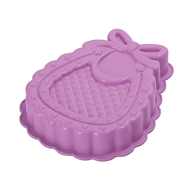 Pavoni Platinum Silicone Welcome Baby Cake Mould, 8.5