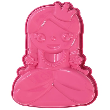Pavoni Platinum Silicone Mini Bake Mould, Miss Princy, 4.8