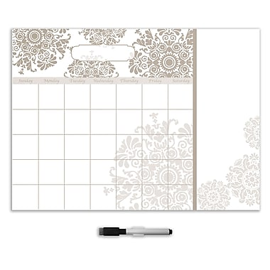 WALL POPS!® Dry-Erase Message Board with Notes, Kolkata