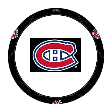 NHL The Northwest Company Steering Wheel Cover, Montreal Canadiens