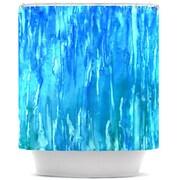 KESS InHouse Wet & Wild Shower Curtain
