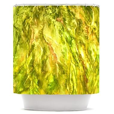 KESS InHouse Tropical Delight Shower Curtain