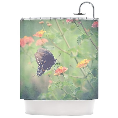 KESS InHouse Captivating II Shower Curtain