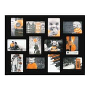 "Kiera Grace PH00100-9FF Black Wood 23"" x 32"" Picture Frame"