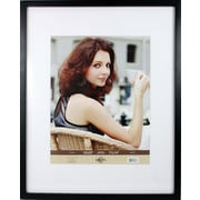 "Kiera Grace PH00375-1FF Black Wood 21"" x 17"" Picture Frame"