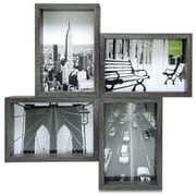 "Nexxt PN17317-2INT Ash Gray Wood 22"" x 8.75"" Picture Frame"