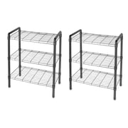 Delta Design WS1006 6 Wire Quick Rack, Black