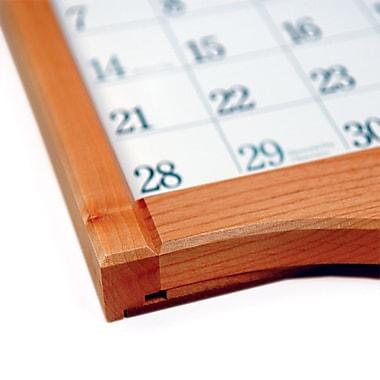 LANG Wooden Calendar Frame, Oak