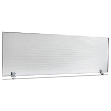 Alera® Polycarbonate Privacy Panel, 18