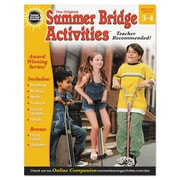 Carson-Dellosa Publishing™ Summer Bridge Activities® Workbook, Grade 3 - 4