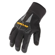 Ironclad® Nylon/Fleece/Neoprene/Synthetic Suede Cold Condition® Gloves, Black, Large