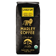 Marley® Lively Up Ground Coffee Bag, 8 oz.