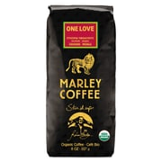 Marley® One Love Ground Coffee Bag, 8 oz.
