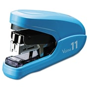 Max® Flat Clinch Light Effort 35 Sheet Capacity Stapler, Blue