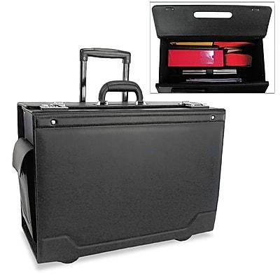 Bond Street Stebco Leather Catalog Case For 18.4