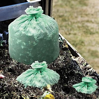 Stout EcoSafe-6400 Compostable Compost Bag, 33