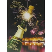 New Year Cards, Happy New Year , 18/Pack