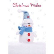 Christmas Cards, Christmas Wishes, 18/Pack