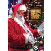 Christmas Cards, Merry Christmas Santa, 18/Pack