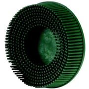"3M™ Scotch-Brite™ Roloc™ 7526 3"" Bristle Disc"